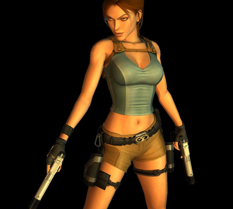 Tomb Raider PNGu0027s II by egypt-gypsie PlusPng.com  - Tomb Raider PNG