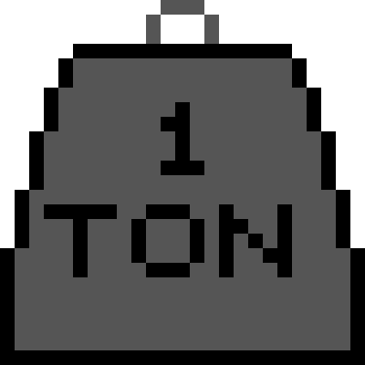 Ton Weight - Ton Weight PNG