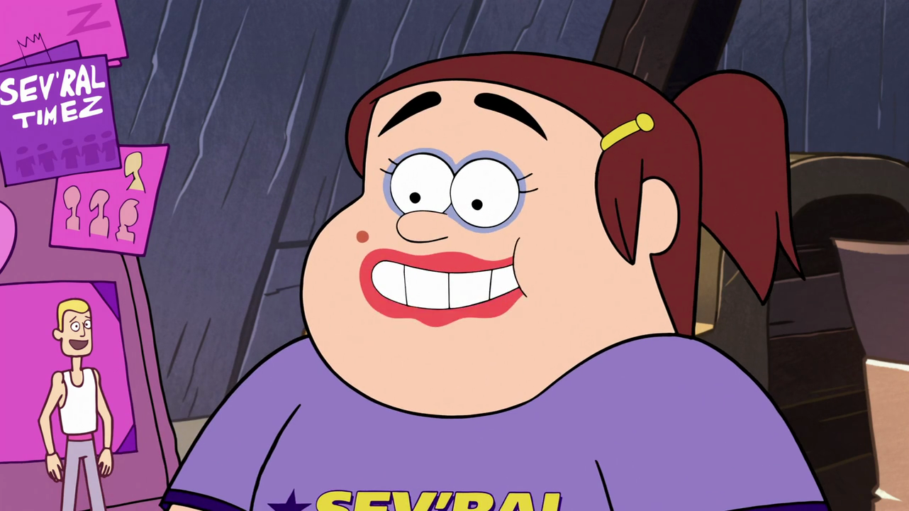 S1e17 grenda hun too much.png - Too Funny PNG