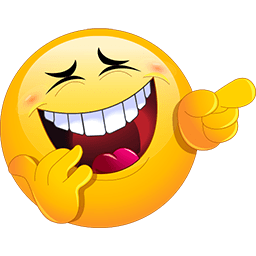 Youu0027re So Funny Emoticon - Too Funny PNG