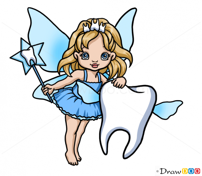 Tooth Fairy PNG HD - 126722