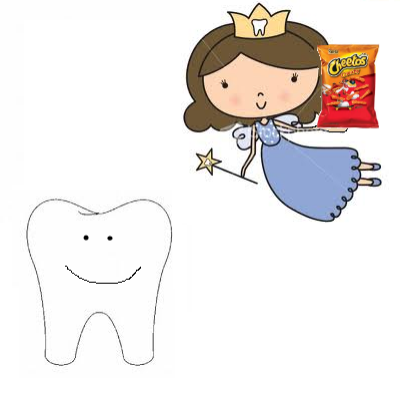 Tooth Fairy PNG HD - 126716