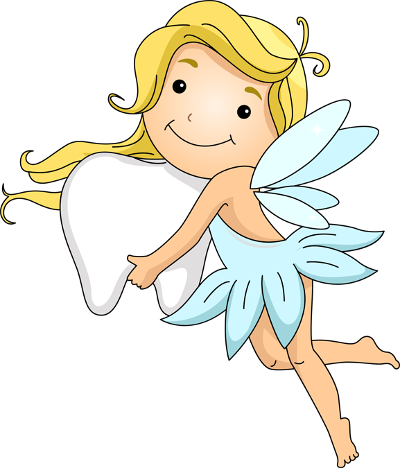 Tooth Fairy PNG HD - 126710
