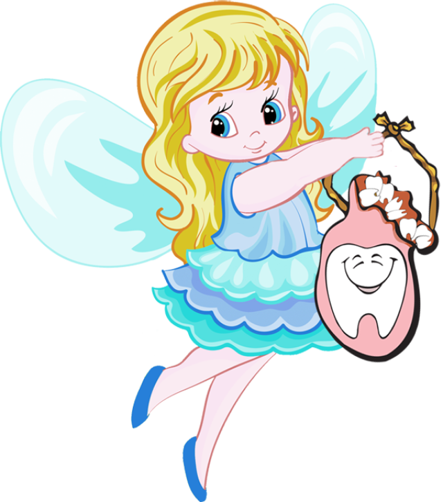 Tooth Fairy PNG HD - 126720