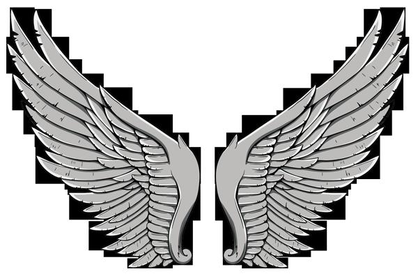 Wings Tattoos PNG - 4602