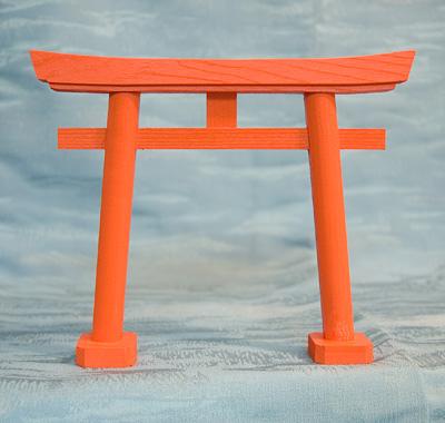 Torii Gate PNG - 7960