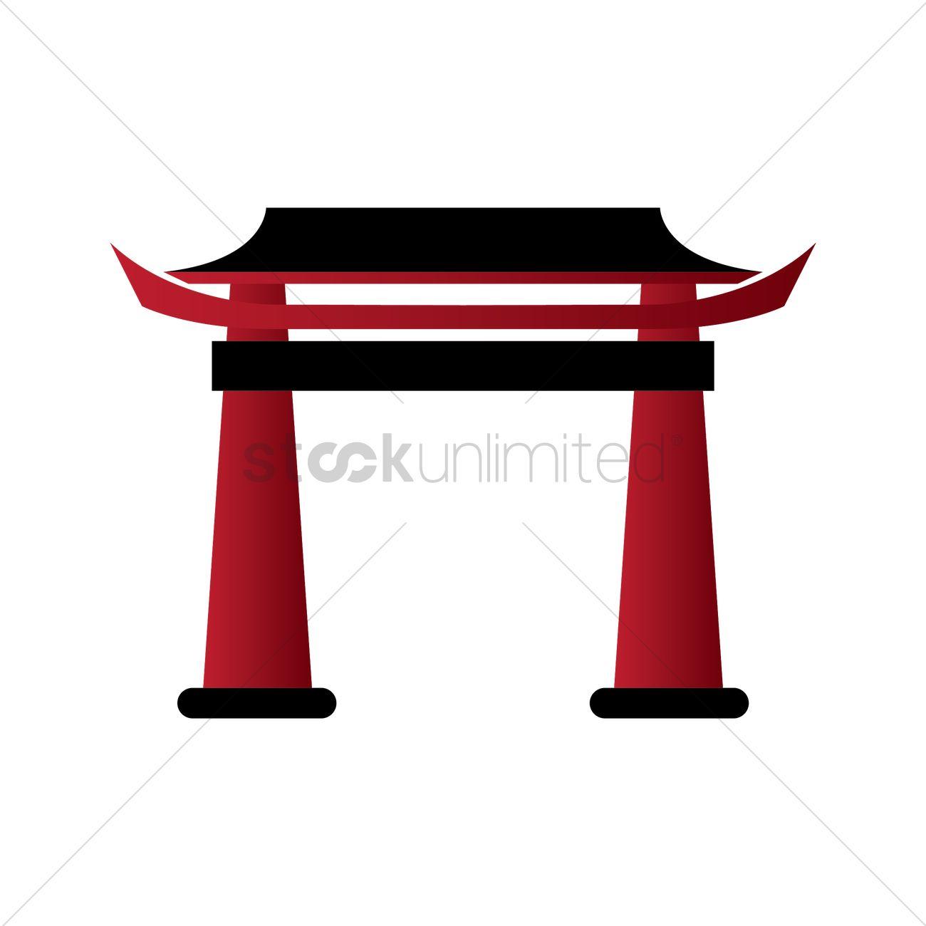 Torii Gate PNG - 7952