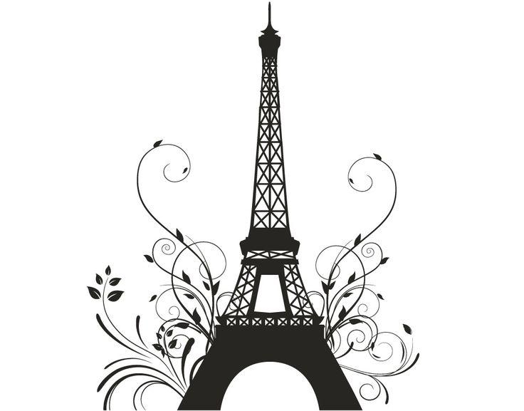 Sticker Design vi presenta torre eiffel uno dei nostri prodotti - Torre Eiffel PNG