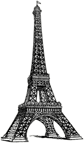 Torre Eiffel PNG by SolEditions123 PlusPng.com  - Torre Eiffel PNG