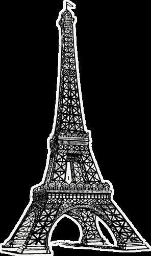 Torre Eiffel PNG - 64137