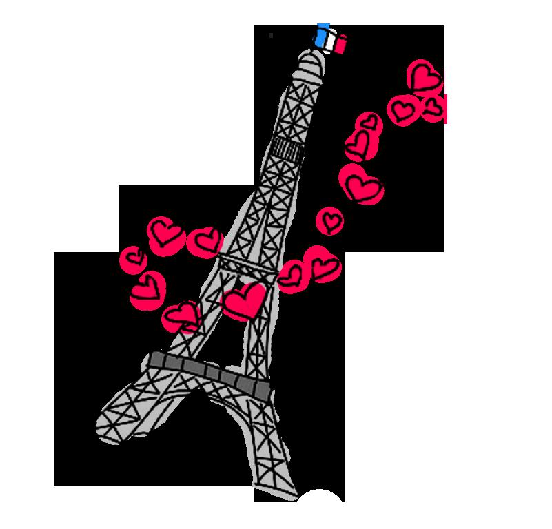 Torre Eiffel PNG (hecha por Chokolathosz - Torre Eiffel PNG
