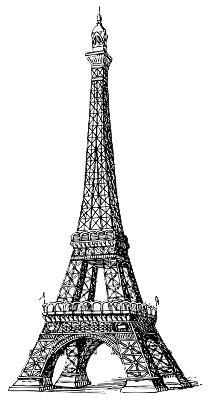 Torre Eiffel PNG - 64129
