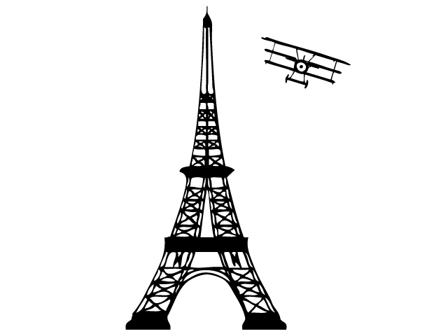 Torre Eiffel Vector - Clipart library - Torre Eiffel PNG