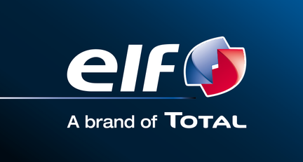 File:Elf (a brand of Total) logo.png - Total Logo PNG