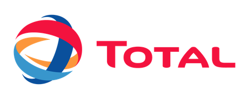 Total logo free vector