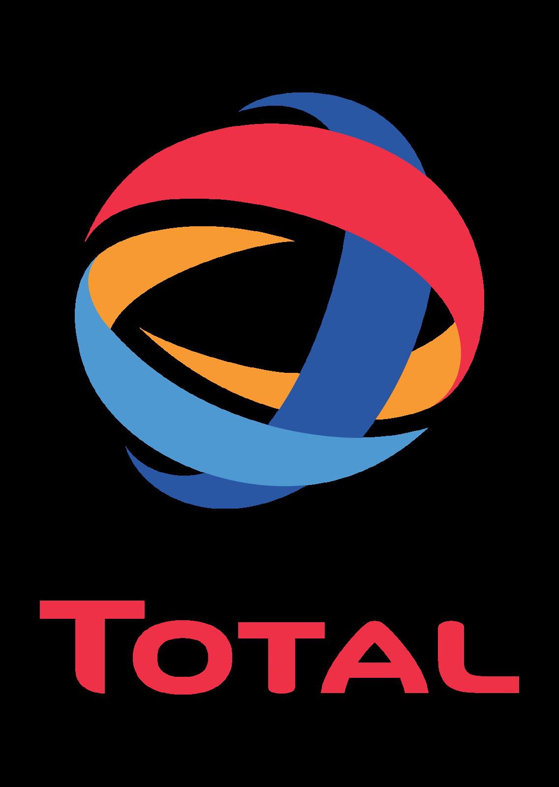 Total Logo Vector