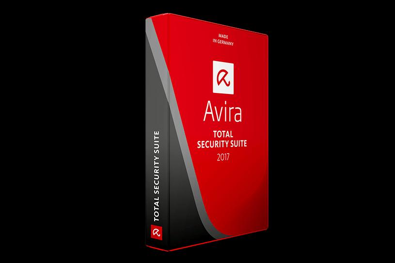 Avira Total Security Suite - Total PNG