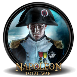 128x128 px, Napoleon Total War 1 Icon 256x256 png - Total War PNG