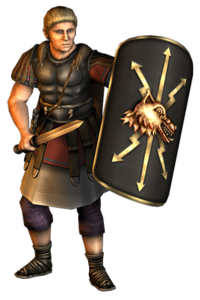 . PlusPng.com RTW Leader pic scipii.png - Total War PNG