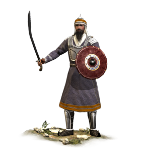 Sikh Warriors.png - Total War PNG