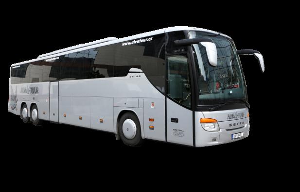 Tour Bus PNG HD
