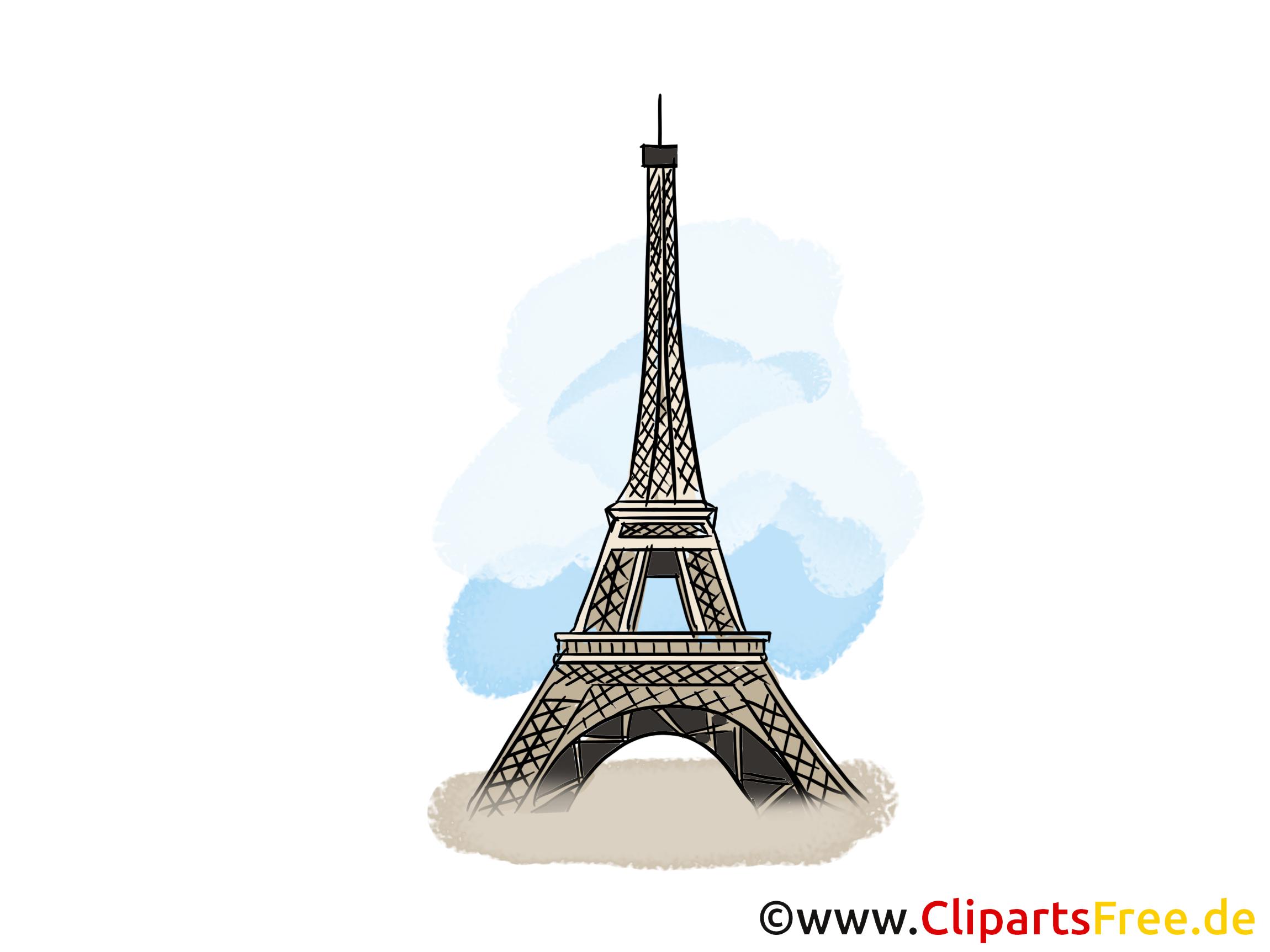 clipart tour eiffel 3 - Tour Eiffel PNG