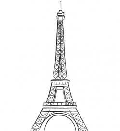 Tour Eiffel PNG - 152397