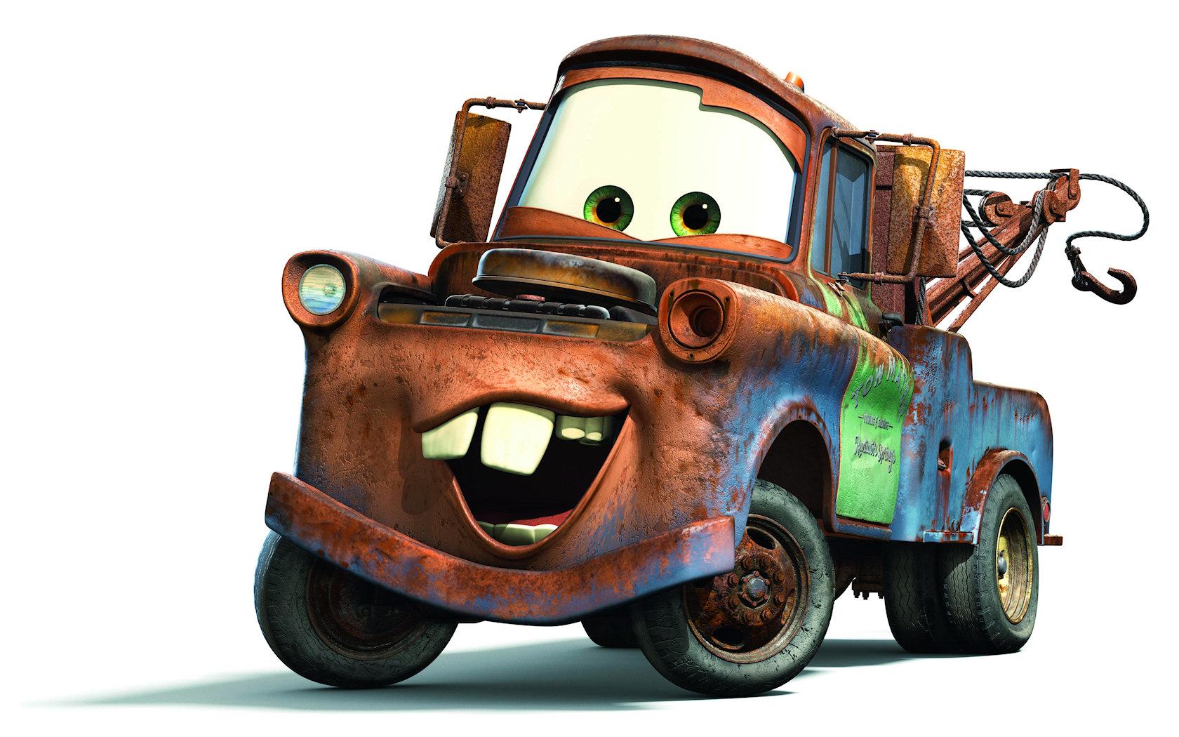 Tow Mater PNG - 59926