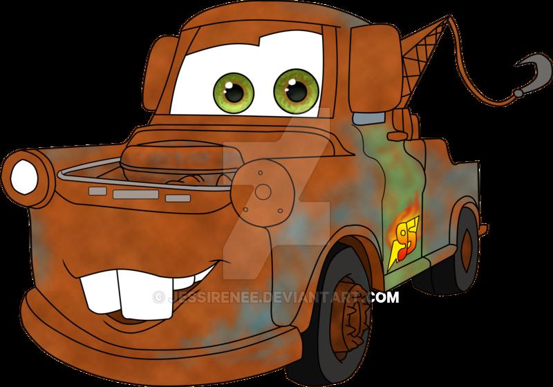 Tow Mater PNG - 59929
