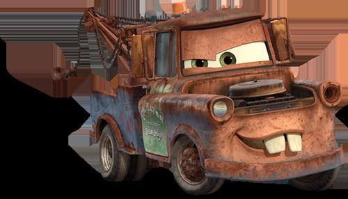 Tow Mater PNG - 59919