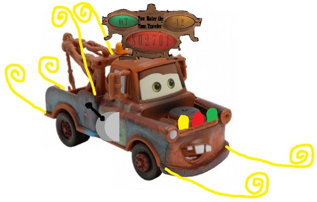 Tow Mater PNG - 59923