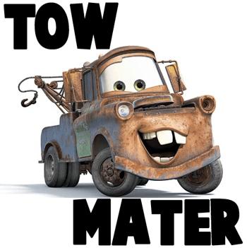 Tow Mater PNG - 59932