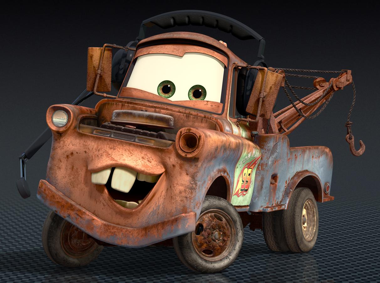 Tow Mater PNG - 59928