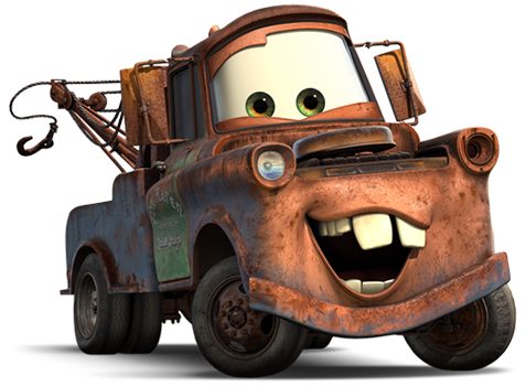 Tow Mater PNG - 59916