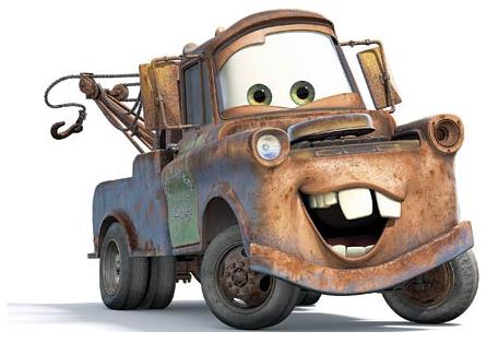 Tow Mater PNG - 59918
