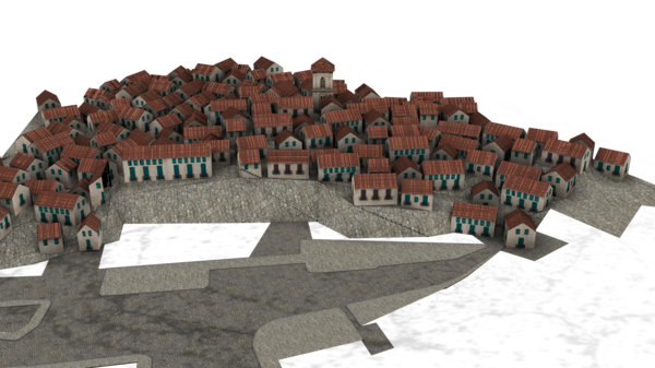 Town Background PNG - 162748
