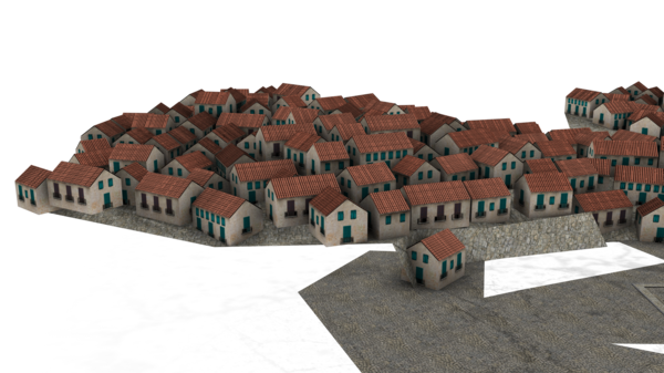 Town Background PNG - 162762