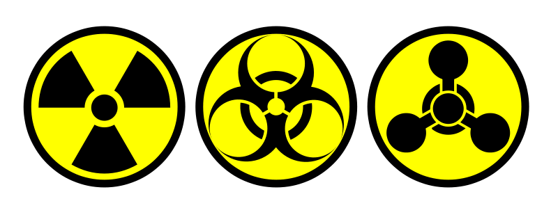 toxic-waste-biohazard-symbol-1397038.png (800×299) | fun stuff | Pinterest - Toxic Sign PNG