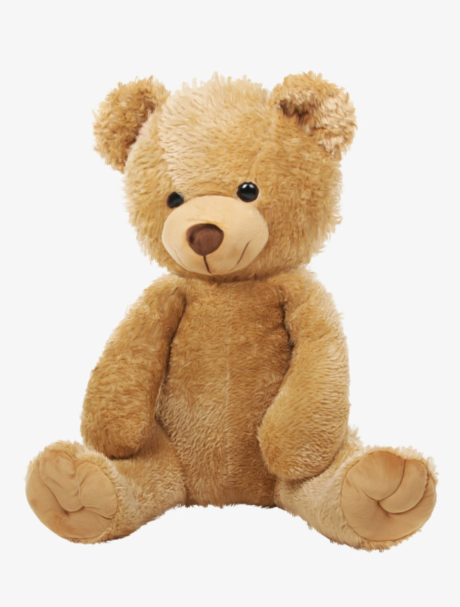 brown teddy bear, Brown Bear, Teddy Bear, Bear PNG Image and Clipart - Toy Bear PNG
