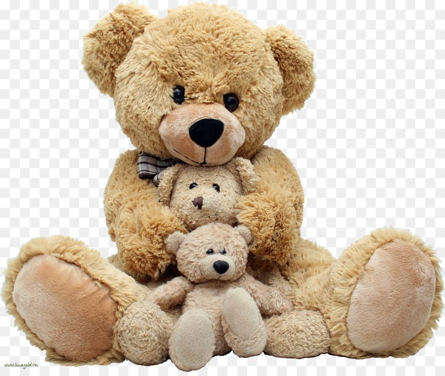 Teddy bear Plush App For Kids Giant panda - Bunch Bear - Toy Bear PNG