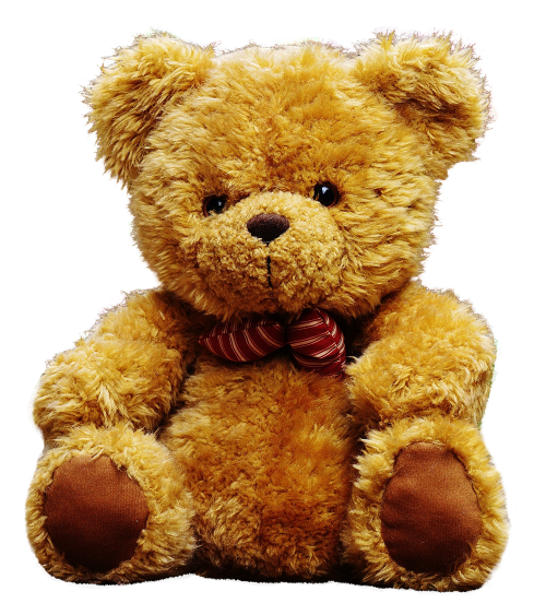 Teddy Bear PNG Image - Toy Bear PNG