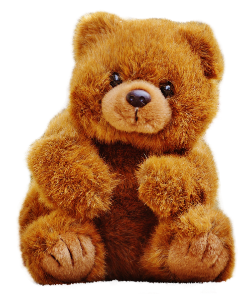 Teddy Bear PNG Transparent Image - Toy Bear PNG