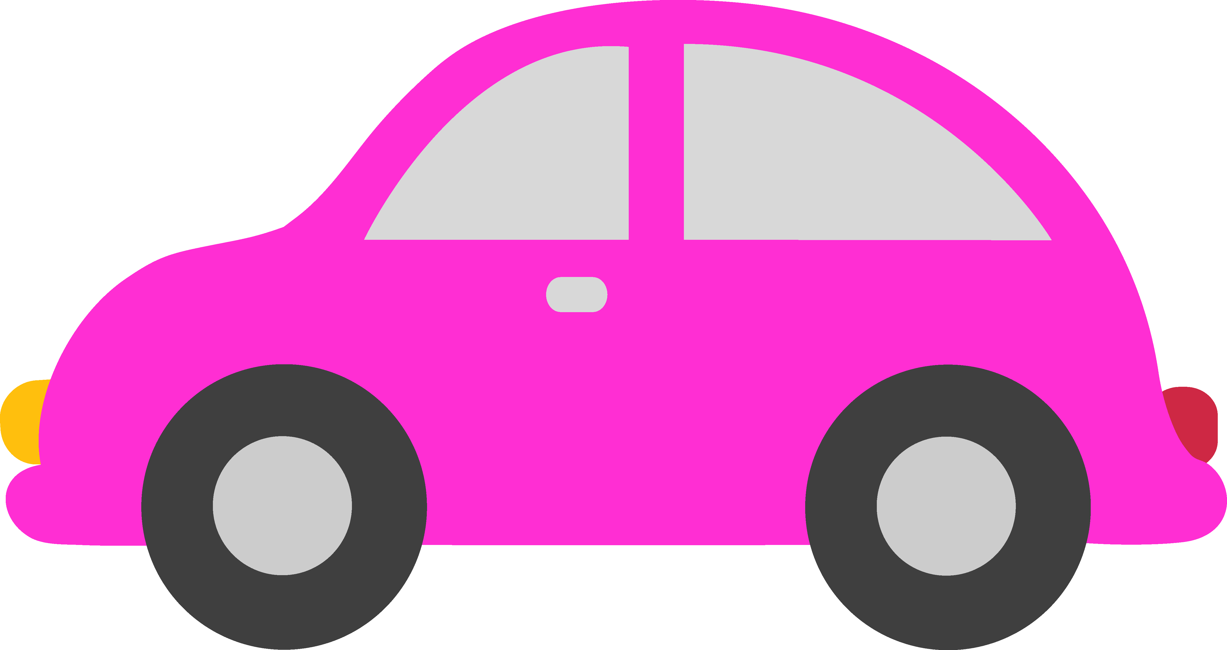 Car clipart: Pink Toy Car Clipart - Toy Car PNG Free