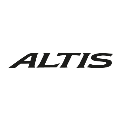 Toyota Altis Logo Vector PNG