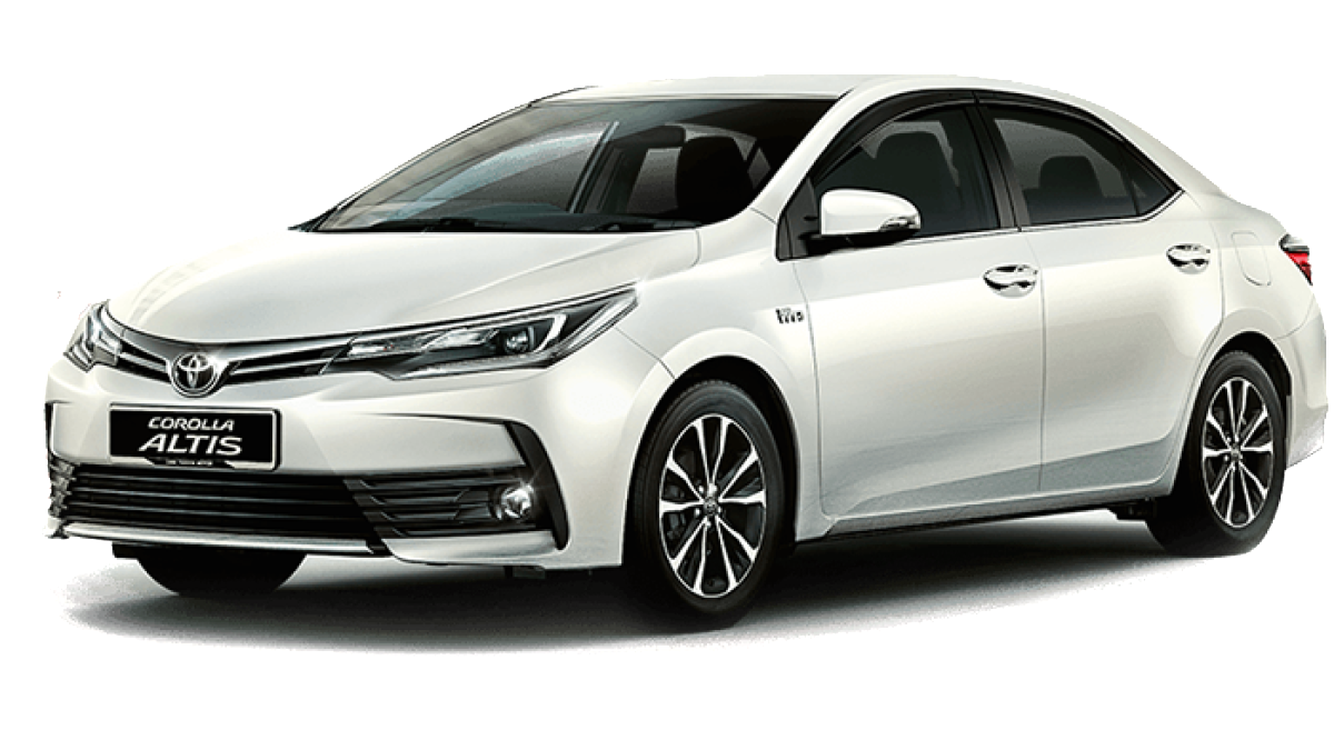 Toyota Altis PNG - 101870
