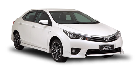 Toyota Altis PNG - 101877