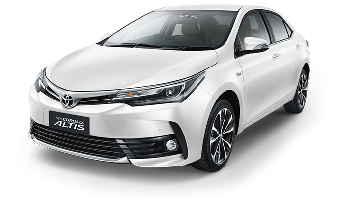 Toyota Altis PNG - 101871