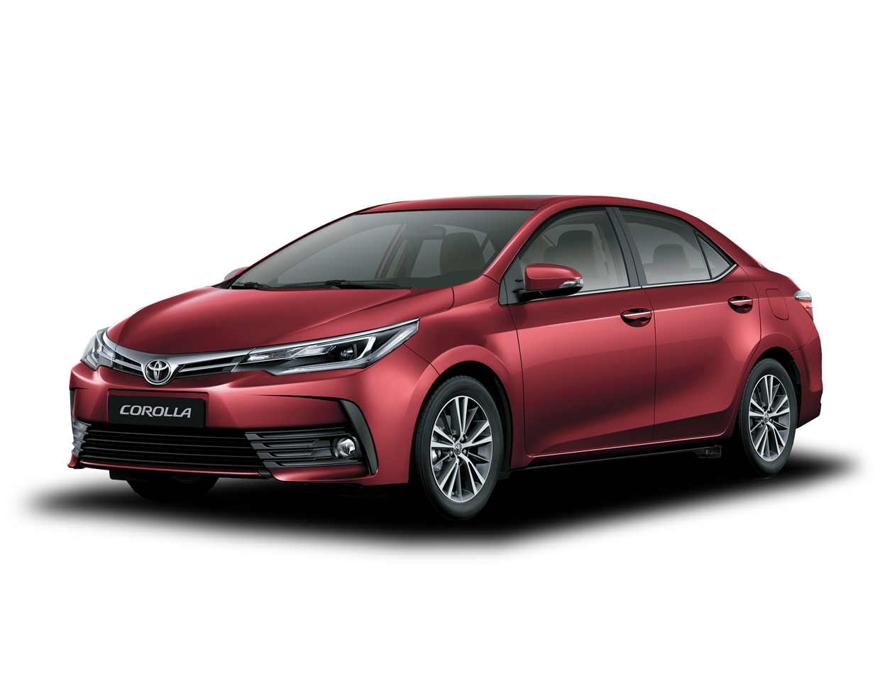 Toyota Altis PNG - 101878