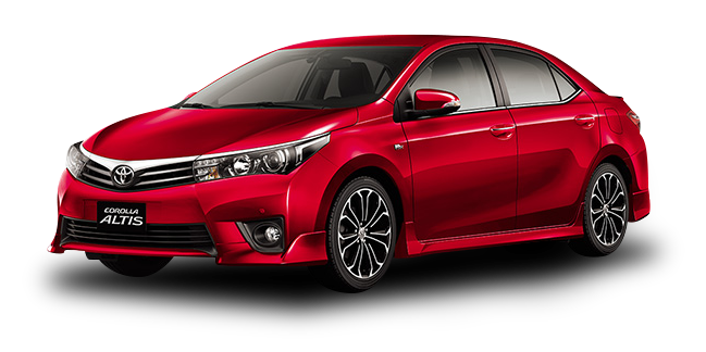 Toyota Altis PNG - 101869