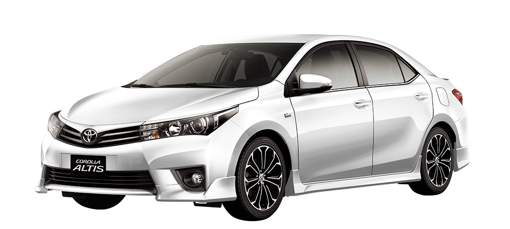 Toyota Altis PNG - 101868